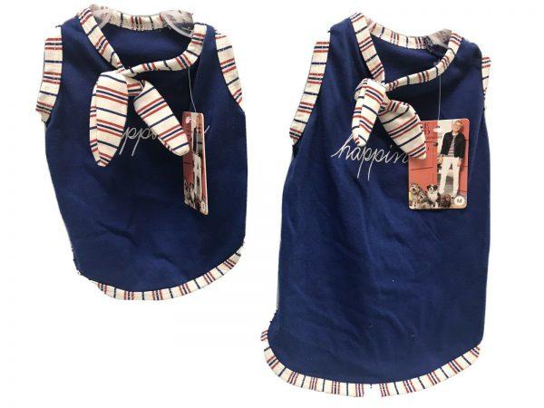 ED Ellen Degeneres Blue Hapiness Dog Dress Apparel